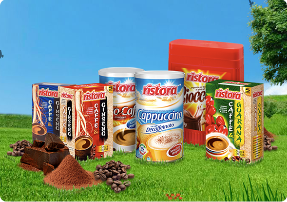 RESTORA -Шоколад