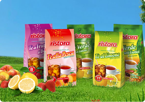 RESTORA - Чай